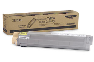 Yellow High Capacity Toner Cartridge for Phaser 7400