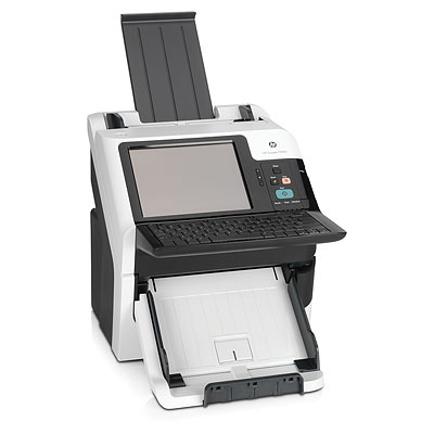 HP Scanjet Enterprise 7000n Document Capture Workstation Scanner