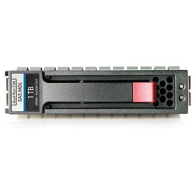 HP 750GB 3G SAS 7.2K LFF (3.5-inch) Dual Port Midline 461135-B21