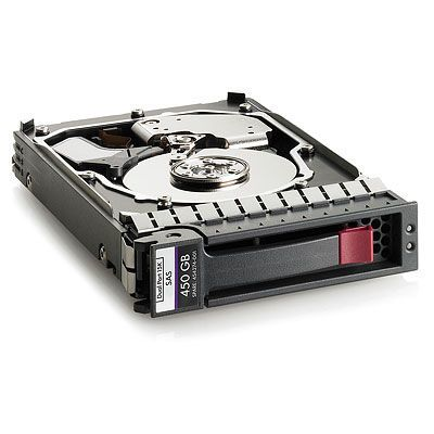 "454232-B21 HP 450GB 3G SAS 15K 3.5"" Dual Port Hard Drive"