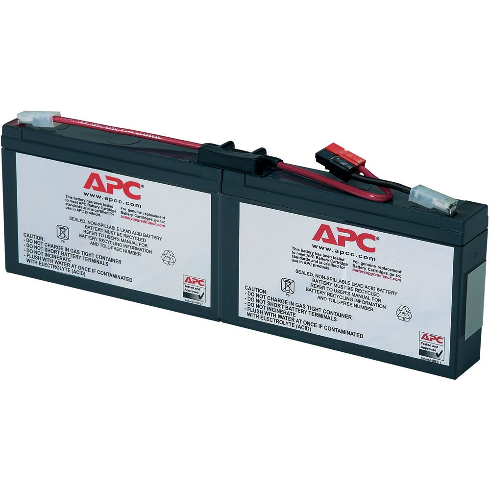 APC RBC18 UPS Replacement Battery Cartridge for SC450RM1U