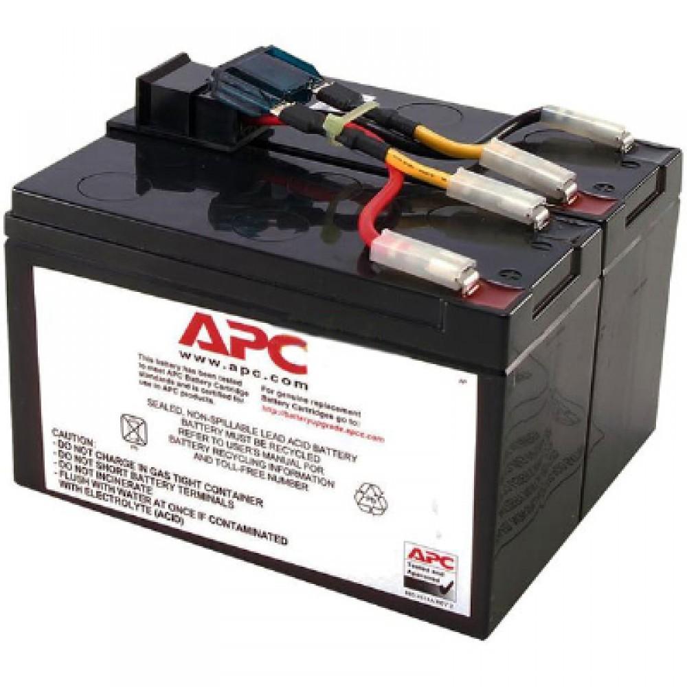 APC RBC 48 UPS Replacement Battery Cartridge for SMT750, SUA750, SUA750 SUA750I, SUA750US