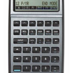 HP 17 BII+ Financial Calculator