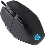 G303 Daedalus Apex RGB Performance Edition Gaming Mouse