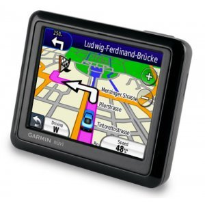 Garmin Nuvi 1210 Satellite Navigation System with UK Mapping