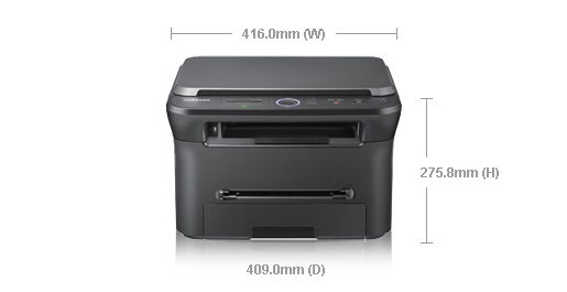Samsung SCX-4600 MFP Print Driver Windows XP