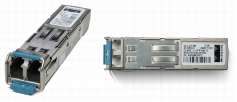Cisco GLC-SX-MM 1000BASE-SX SFP 850nm Transciever Module