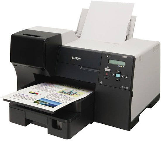 Epson B-510DN Business Color Ink Jet Printer