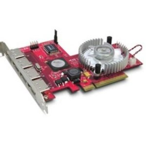 LaCie 4 Port PCI-Express x 8 Serial ATA RAID Controller
