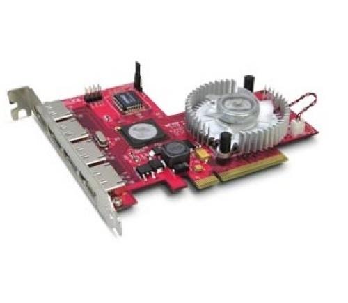 LaCie 4 Port PCI-Express x 8 Serial ATA RAID Controller