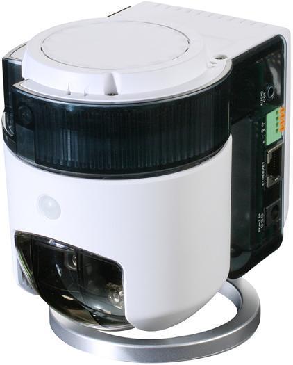 D-LINK DCS-5230, PAN & TILT WIRELESS n NETWORK CAMERA