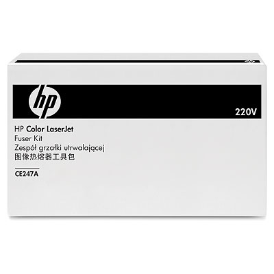HP Color LaserJet CE247A 220V Fuser Kit for CP4025, CP4525, and M651 Series Printers