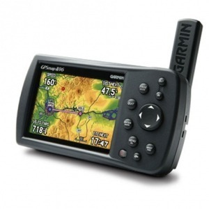 Garmin GPSMAP 496 Atlantic