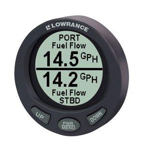 Lowrance LMF - 200 Multi Function Gauge