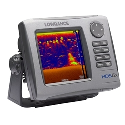 Lowrance HDS - 5X Multifunction Echosounder Fishfinder