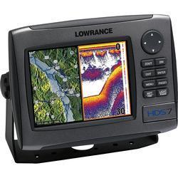 Lowrance HDS - 7 83/200 KHz Fishfinder