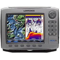 Lowrance HDS - 8 50/200 KHz Fishfinder