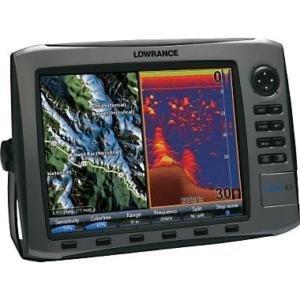 Lowrance HDS - 10 83/200 KHz Fishfinder