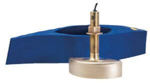 Lowrance B258 Bronze Thru Hull Transducer