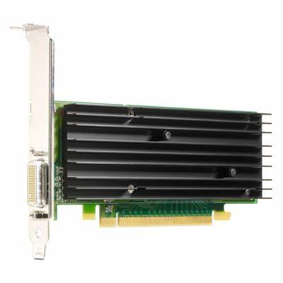 NVIDIA Quadro NVS 290 256MB PCIe x16 VGA KG748AA