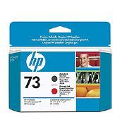 HP 73 Matte Black and Chromatic Red Printhead CD949A for HP Designjet Z2100 Z3100 Z3200 Z5200