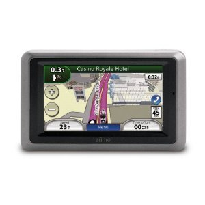 Garmin Zumo 660 4.3-Inch Portable GPS Motorcycle Navigator