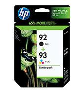 HP 92/93 Combo-pack Inkjet Print Cartridges C9513FN