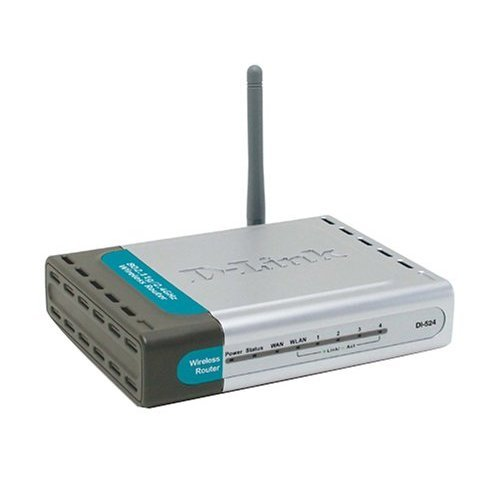 Wireless 54Mbps DSL/Cable Gateway