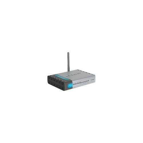 Wireless 54Mbps DSL/Cable Gateway with built-in 1 USB 1.1 Print