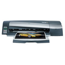 HP DesignJet 130r Large Format Inkjet Printer