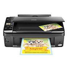 Epson Stylus NX215 Multifunction Inkjet Printer