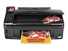 Epson Stylus NX515 Multifunction Inkjet Printer