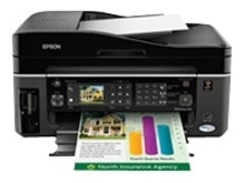 Epson WorkForce 610 Multifunction Inkjet Printer