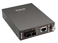 DMC 515SC 100Base-TX UTP to 100Base-FX SM SC Fast Ethernet Fiber
