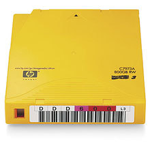 HP LTO Ultrium 3 400 GB / 800 GB Tape Cartridge, 20 Pack