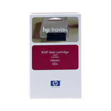 HP 4 / 8 GB Travan Tape Media