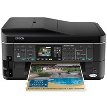 Epson WorkForce 635 Multifunction Inkjet Printer