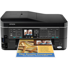 Epson WorkForce 630 Multifunction Inkjet Printer