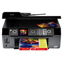 Epson WorkForce 500 Multifunction Inkjet Printer