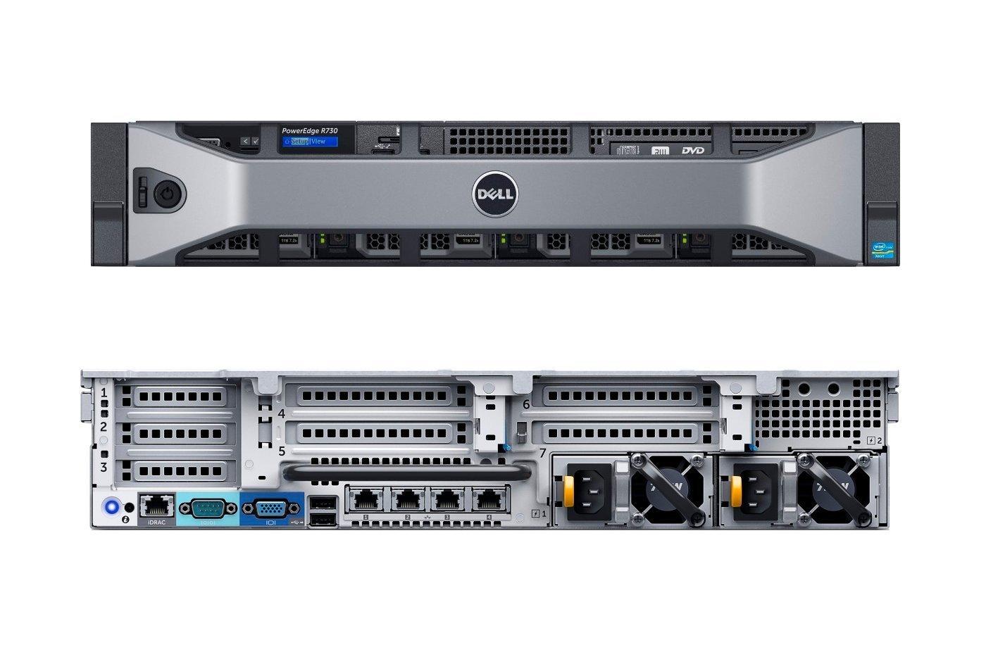 Dell PowerEdge R430 Rack Server